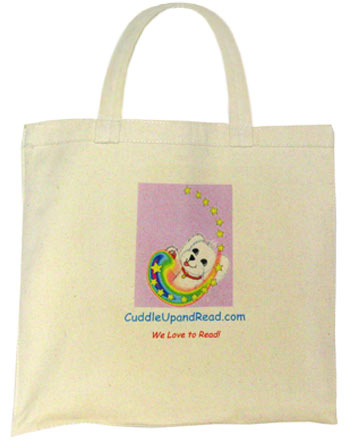 Cuddle Up and Read - Cuddly Tote On-the-Go